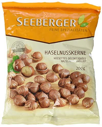 Seeberger Haselnusskerne, 200 g Packung