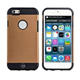 iPhone 6S Case, iPhone 6 Cases by Cable And Case - for The iPhone6 and iPhone6S [Non-Slip] [Heavy Duty] [Exact-Fit] iPhone 6 (4.7) Armor Case Slim