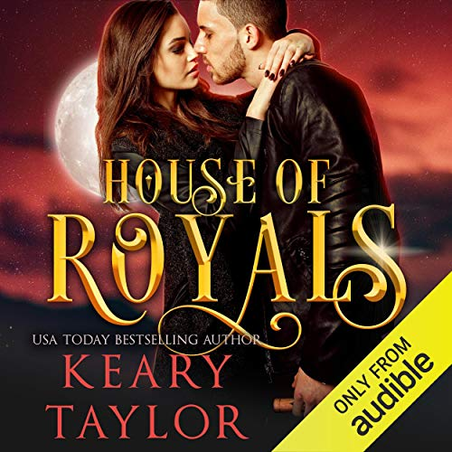 House of Royals audiobook cover art