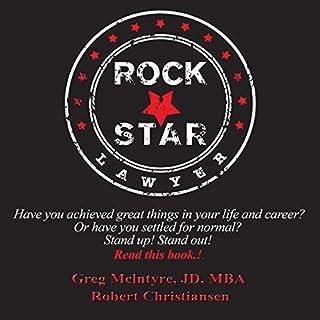 Rockstar Lawyer audiobook cover art