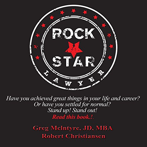 Rockstar Lawyer audiobook cover art
