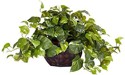 Best Nearly Natural Artificial Potted Plant for Home Depot