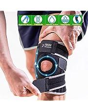 Rodillera Ortopedica 2020 TECH THERAPEUTICS Rodilleras Deportivas  Soporta, Estabiliza Y Refuerza Tus Rodillas  Protege Tus Músculos   Después De La Lesión O Operación Rodilleras Menisco y Ligamento