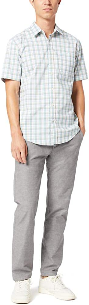 Dockers Men's Slim Fit Ultimate Lowest OFFicial store price challenge Chino Flex Smart with 360