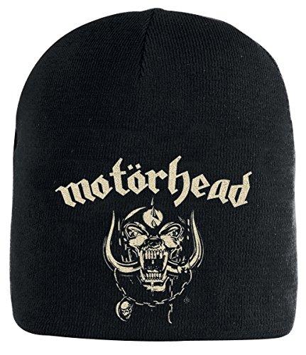Motörhead England Beanie schwarz one size