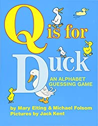 Q is for Duck An Alphabet Guessing Game