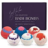Organic Bath Bomb Gift Set For Women - 6 Pack - Gifts for Her -...