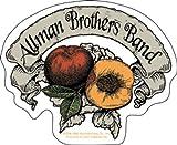 The Allman Brothers - Peach Banner Sticker