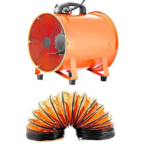 industrial tubo Extractor Canalizado Ventilador Axial Radial ventiladores Canal 2800 U/min Canal Ventilador Canal Tubo Ventilador Axial 5 m manguera de Conducto