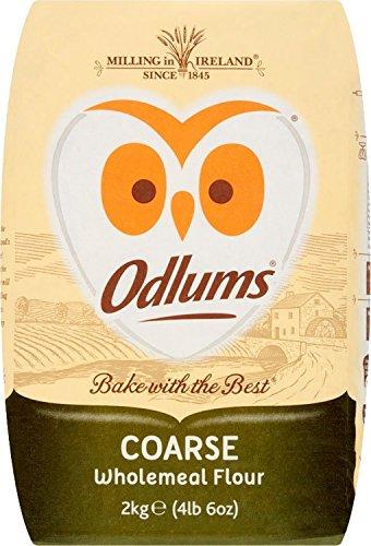 Odlums Wholemeal Flour Coarse