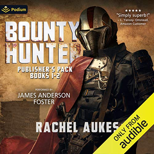 Bounty Hunter: Publisher's Pack (Book 1-2) cover art