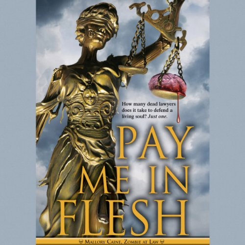 Pay Me in Flesh audiobook cover art