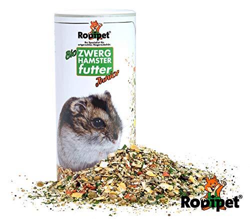 Rodipet® Bio Zwerghamsterfutter Junior 500g