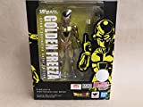BANDAI Tamashii Nations SDCC 2019 Event Exclusive S.H. Figuarts Dragonball Golden Frieza Freezer