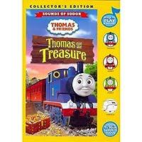 Thomas & the Treasure [DVD] [Import]
