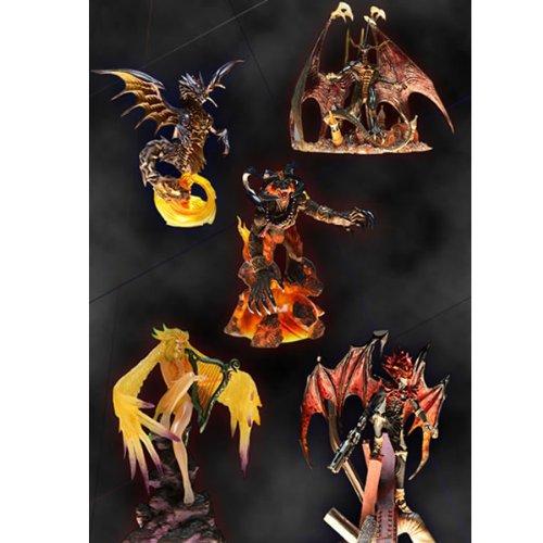 Final Fantasy Creatures Kai Figure Set Vol 2 NEW