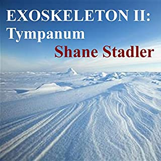 Exoskeleton II audiobook cover art