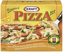 kraft pizza kit