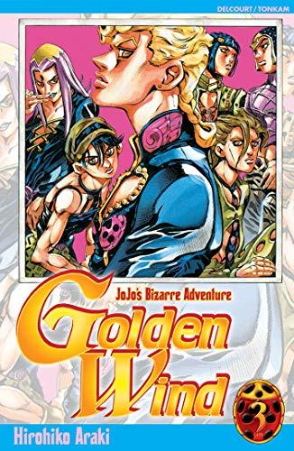 Jojo's - Golden Wind T03