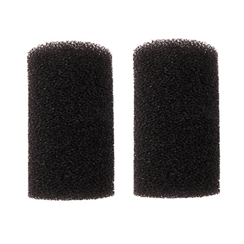 Powkoo Intake Filter Sponge, Aquarium Fish Tank Filter Sponge Filter Covers (S)