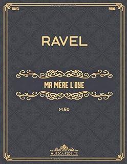 Ma Mère l'Oye: M.60 - Sheet music for piano