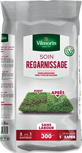 classement un comparer Vilmorin 4466316 Soin de regarnissage universel 2 en 1, vert, 5 kg
