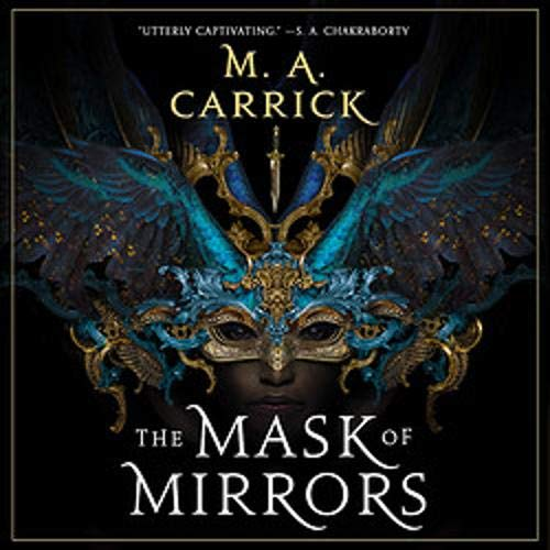 Couverture de The Mask of Mirrors
