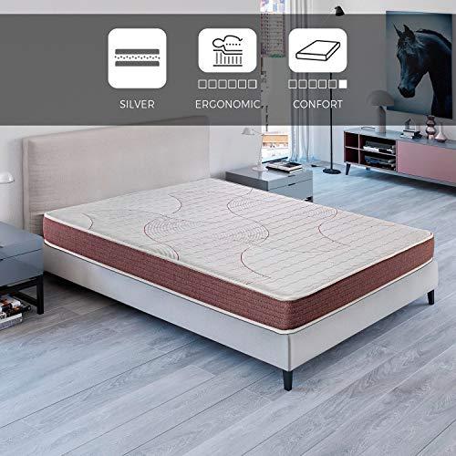 ROYAL SLEEP Colchón viscoelástico 90x190 de máxima Calidad, Confort