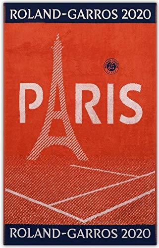 Roland Garros 2020 on Court Herren Tennis Handtuch Sport Handtuch