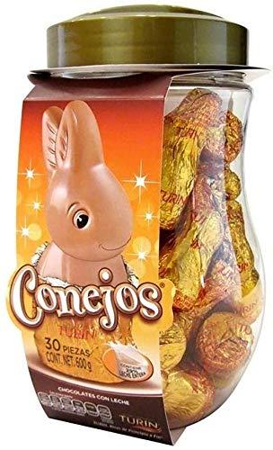 chocolates envinados fabricante TURIN
