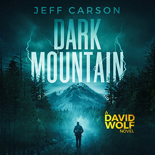 Dark Mountain audiobook cover art