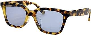 A.D.S.R エーディーエスアール サングラス NAVARRO 02 ハバナイエロー ライトブルーレンズ メンズ レディース メガネ アイウェア ストリート