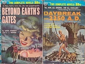 Daybreak, 2250 A.D. / Beyond Earth's Gates (Ace Double D-69)