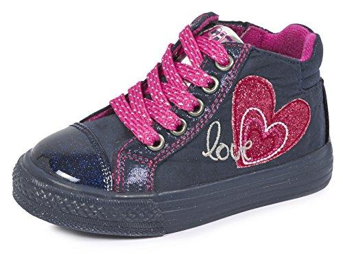 Agatha Ruiz de la Prada 161918, Zapatos de Primeros Pasos Niñas, Azul...