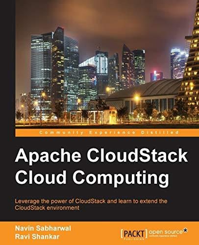Apache CloudStack Cloud Computing (English Edition)