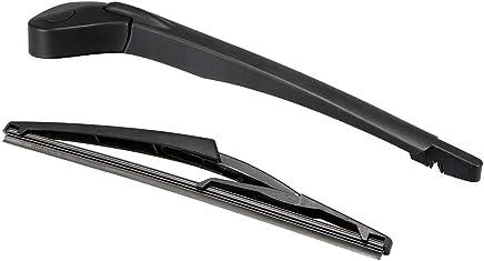 Excelencia Parabrisas trasero trasero limpiaparabrisas con kit de reemplazo de cuchilla