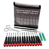 Justec 23 IN 1 Magnetic Screwdriver Set Professional Electronics Repair Tool Kit