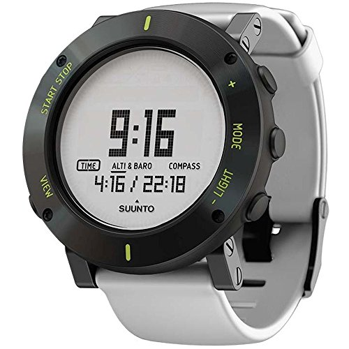 Suunto Core White Crush Digital Composite Multi Quartz...