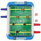 Qirg Juguete del fútbol de Mesa de los niños, Juguete portátil del fútbol del Escritorio de los niños, Droom casero ecológico del ABS