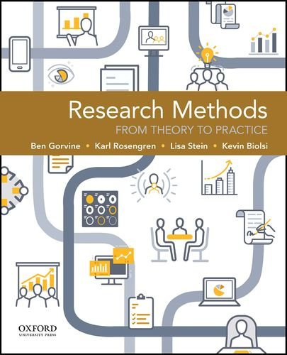 Research Methods: From Theory to Practice
