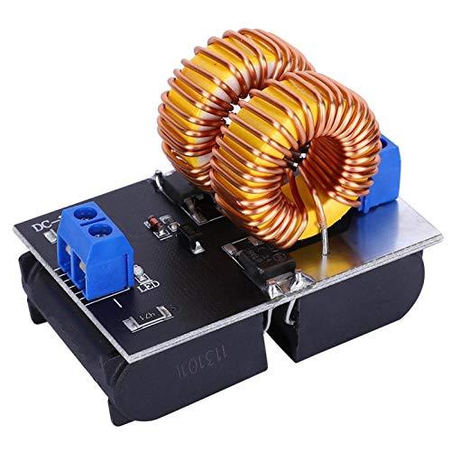 Placa de inducción, sin Bobina de Calentamiento Sin grifos Bobina de Encendido Calefacción por inducción ZVS sin Ventilador de refrigeración para módulo de calefacción