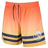 Diesel Caybay Tyedye Swim - Bañador corto para hombre naranja L