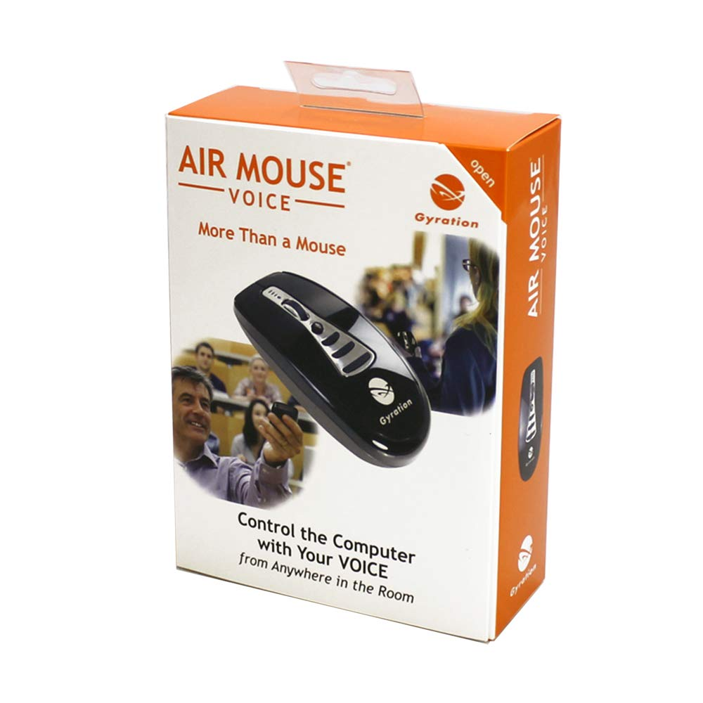 GYM3300 SMK-Link Gyration Air Mouse Voice Compatible with Mac and PC