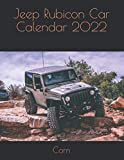 Jeep Rubicon Car Calendar 2022