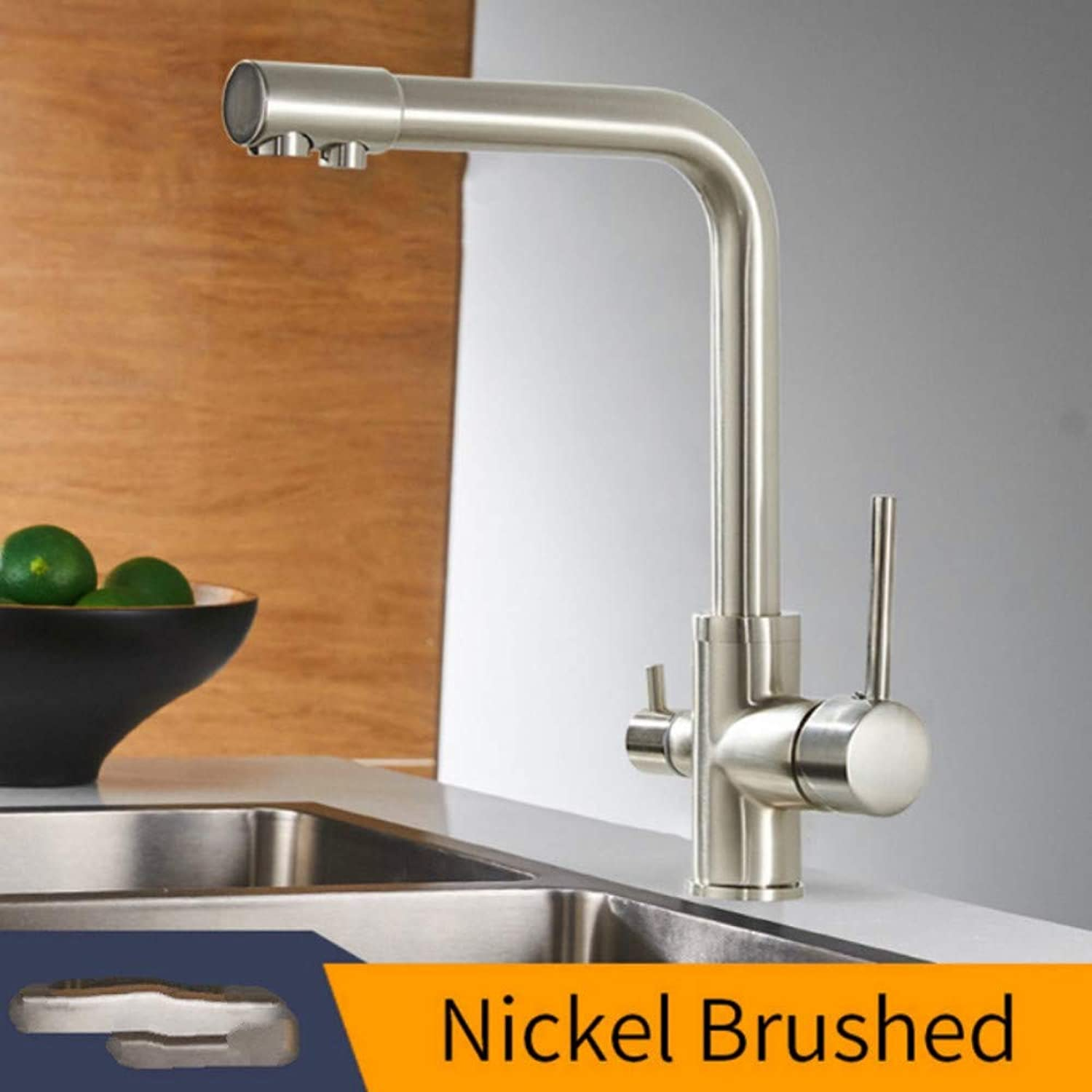 Lddpl Filter Kitchen Faucets Mixer Tap 360 redation with Water Purification Features Mixer Tap Crane for Kitchen