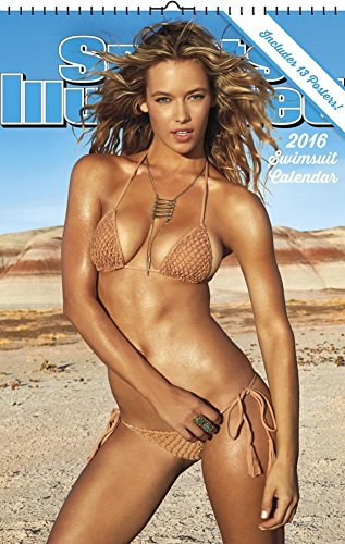Sports Illustrated Swimsuit - 2016 Oversized Calendar 11 x 17in