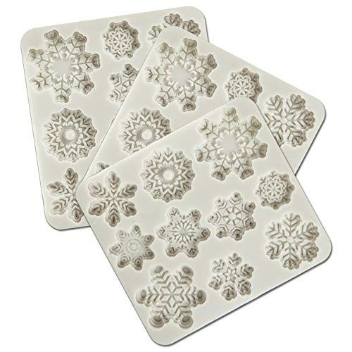 Consejos para Comprar Copos de nieve de silicon que Puedes Comprar On-line. 9