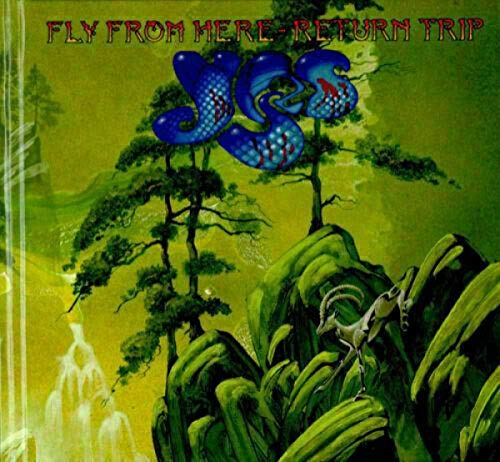Fly from Here-Return Trip (CD Digibook)