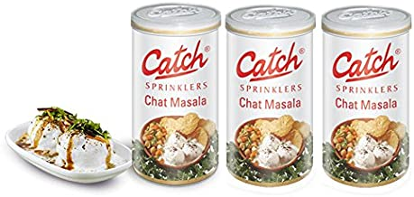 Pack of 3 - Catch Sprinklers Chat Masala 100gm / 3.5 oz