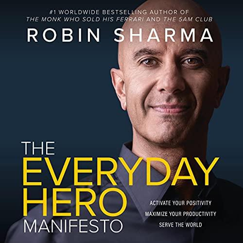 The Everyday Hero Manifesto cover art